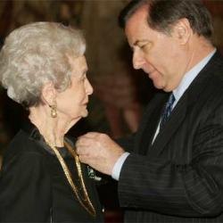 Fallece Simone Ortega, autora del libro más famoso de cocina
