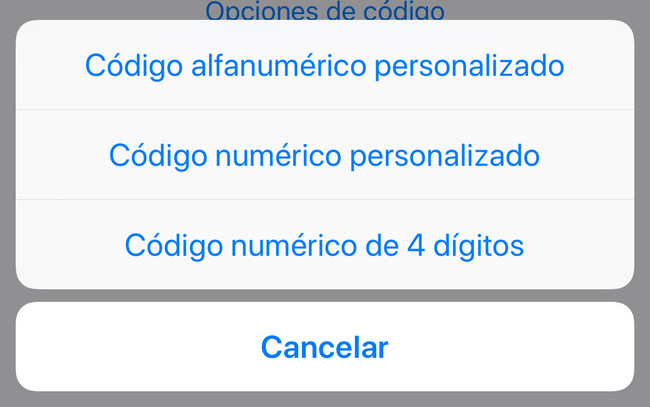 Tipos De Codigos Iphone Ipad
