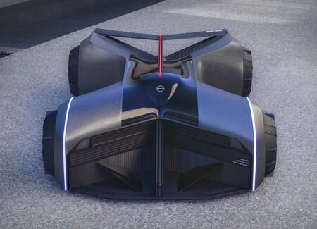 Nissan Gt R X 2050 Concept 2020 1600 06