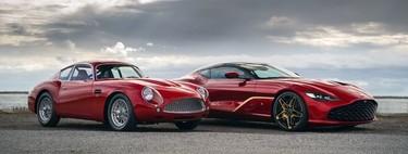 El dúo más valioso de Aston Martin ahora está completo con el nuevo DBS GT Zagato