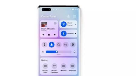 Emui 12 Oficial Funciones Caracteristicas Nuevo Panel Control Dispositivo Plus