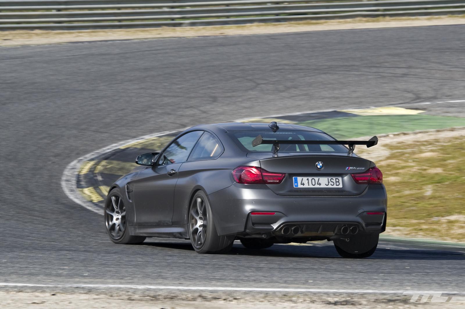 Foto de BMW M4 GTS (Prueba) (19/38)