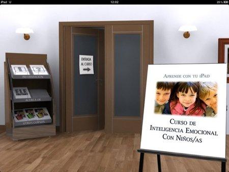 Una aplicación para el iPad que enseña y forma a los padres en inteligencia emocional aplicada a los niños