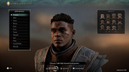 Demon's Souls presenta su renovado editor de personaje y su espectacular modo foto