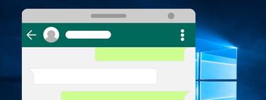 Cómo enviar mensajes de WhatsApp sin agregar contactos a la agenda con WhatsApp Web en Windows 10 y macOS