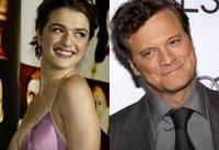 Rachel Weisz y Colin Firth, pareja estelar en 'The Railway Man'