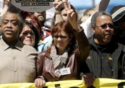 Rueda de prensa con Susan Sarandon II: política