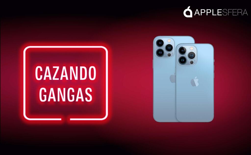 Ya están aquí las primeras ofertas de los nuevos iPhone 13: Cazando Gangas