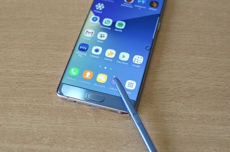 Aún hay más usuarios del Galaxy Note 7 que del LG V20 y el OnePlus 3T