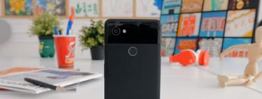 Pixel 2 XL, análisis: la cámara del momento merecía una pantalla mejor