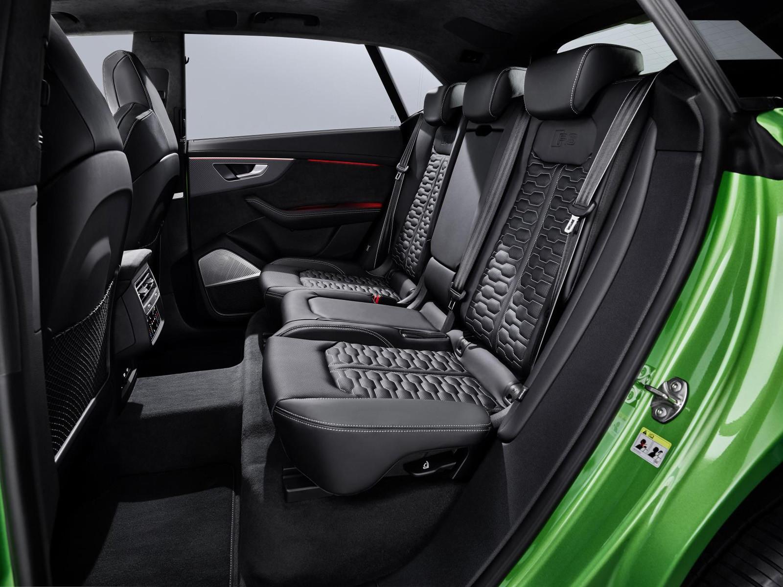 Foto de Audi RS Q8 2020 (23/47)