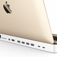 ¿Sigues preocupado por el único puerto del nuevo MacBook? HydraDock llega al rescate