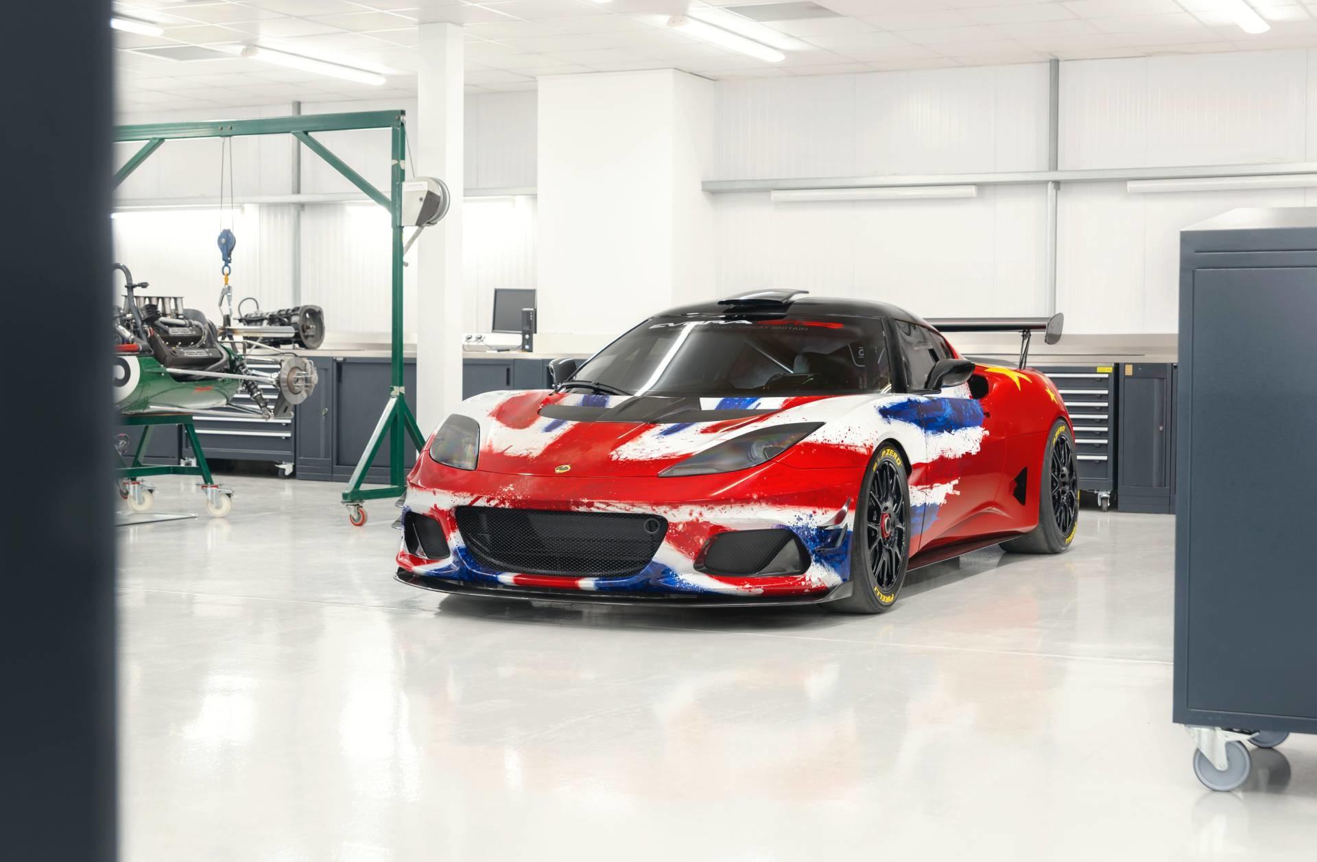 Foto de Lotus Evora GT4 Concept (16/27)