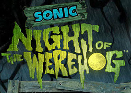 Llega 'Sonic: Night of the Werehog', el corto animado que presenta a 'Sonic: Unleashed'