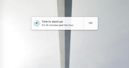 Con Stand, no necesitarás un Apple Watch para recordar levantarte cada hora
