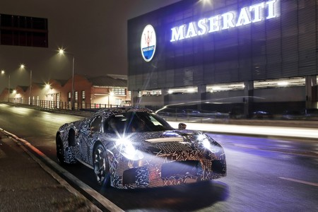 Teaser Maserati 2020 2