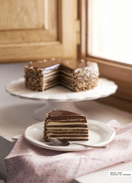 Baumkuchen O Pastel Rayado