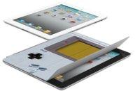 Para los nostálgicos: convierte tu iPad 2 en una Gameboy... al menos externamente