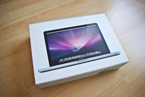 Foto de Nuevo MacBook Pro (late2008) (2/12)