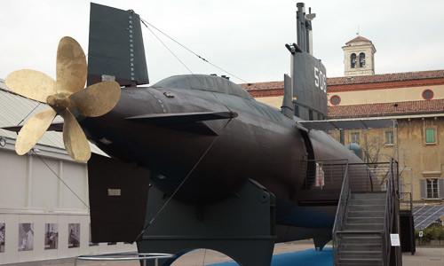 Trasporti Navali Sottomarino 1