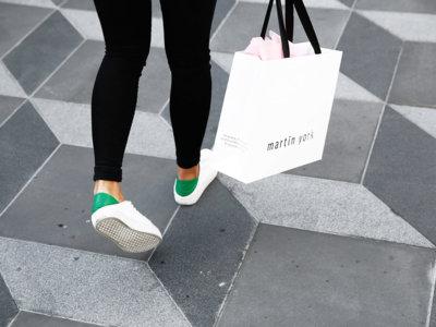 Duelo de zapatillas: piensa en verde y hallarás la solución