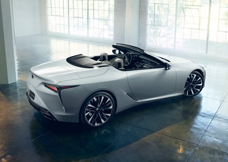Lexus Lc Convertible Concept 2019 1280 07