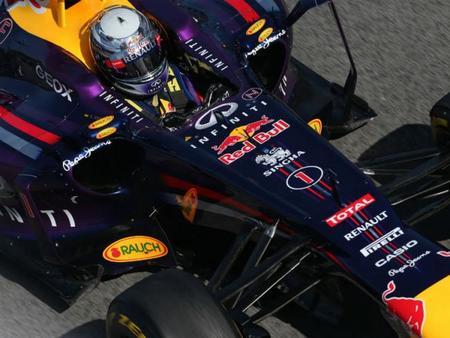"Sebastian Vettel renombra ""Hungry Heidi"" a su RB9"