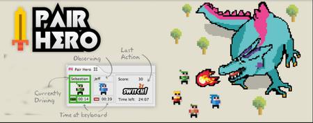 Pair Hero, un curioso plugin para Eclipse que convierte el Pair Programming en un juego