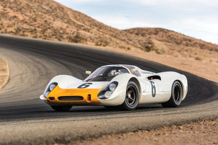 Porsche 908 Works