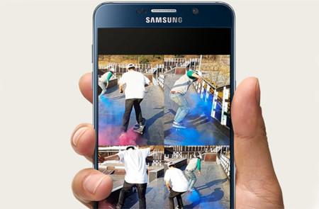 Grabar Mejores Videos Galaxy Note 5 4