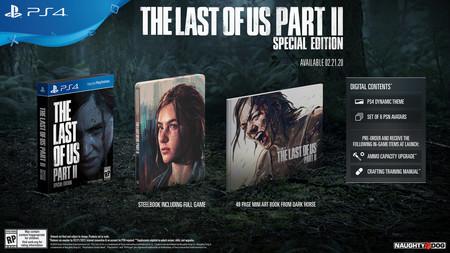 The Last Of Us Part Ii Ediciones Especiales 3