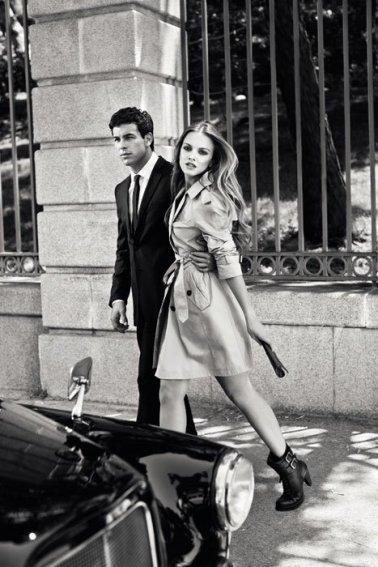 Mario Casas y Laura Hayden se calzan las Mustang para que tú te las compres