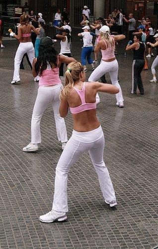 ejercicio cintura