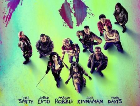 'Escuadrón suicida', carteles de la esperada adaptación con el regreso del Joker