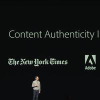 Adobe, Twitter y el NYT se alían para crear un sistema de atribución de crédito a imágenes que sirva para frenar bulos