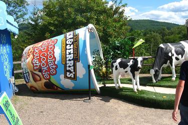Ben & Jerry's tiene previsto lanzar una línea de helados veganos
