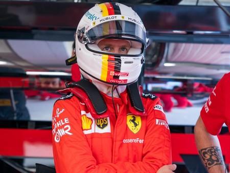 Vettel Racing Point F1 2021