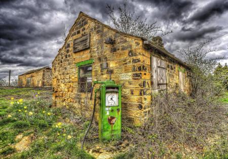 Gasolinera Sin Empleados
