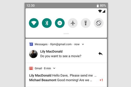 Todo sobre el panel de notificaciones y ajustes rápidos de Android