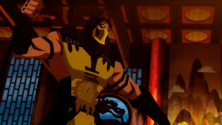 Los fatalities se pasan a la animación con Mortal Kombat Legends: Scorpion's Revenge, y aquí tienes su primer tráiler