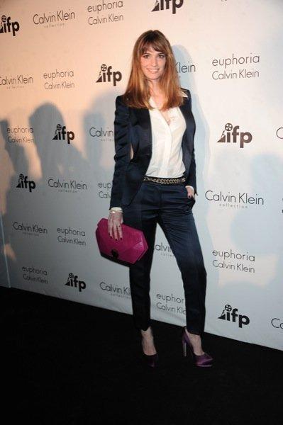 Gaia Bermani Amaral Cannes Calvin Klein