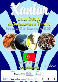 Xantar, IX Salón Gallego de Gastronomía y Turismo