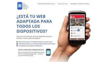 Herramientas para optimizar tu web para los móviles