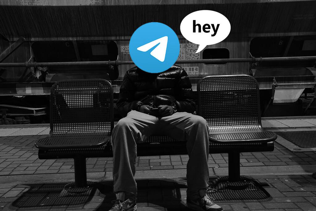 Cómo eludir que te escriban desconocidos en Telegram