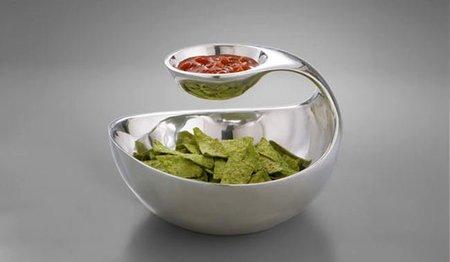 Bol de diseño para nachos
