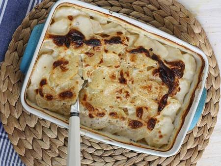 Gratin dauphinois, la receta tradicional que siempre triufa