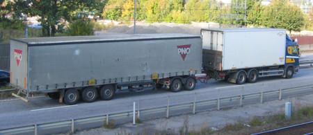 Scania Eu Trailer 25 25 M