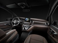 Mercedes-Benz Clase V 2014, primeros datos oficiales