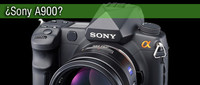 Sony A900, ¿rumor o está al caer?