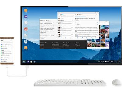 El Huawei Mate 10 se convierte en un PC, y lo hace sin necesidad de comprar un dock